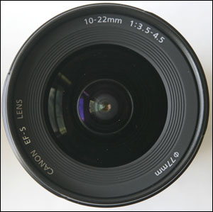 Canon 10-22mm EF-S